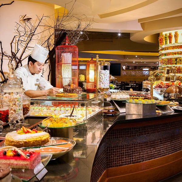 888 Las Vegas Style Buffet Sands Macao Hotel Dining